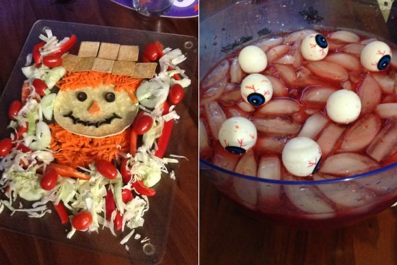 Spooky halloween dinner kids out and about nashville victoria shearer is the author of leftover makeovers great new meals from last nights dinner slow cooker classics from around the world fresh ideas for forumfinder Image collections