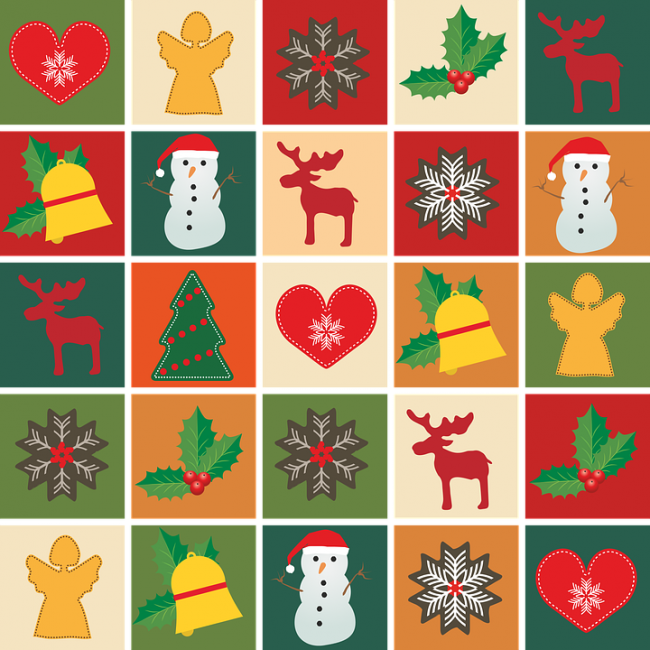Make Your Own Christmas Card At Smyrna Outdoor Adventure Center